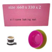 Quality promotion silicone dining room table pads  ,cheap silicone kitchen mat China wholesale