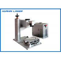 Quality Small Focal Spot UV Laser Marking Machine , Industrial Laser Marking Systems wholesale