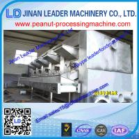 Cheap Gas heating rosting machine peanut walnuts nuts sesame seeds with CE ISO9001 for sale