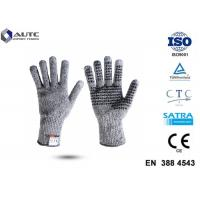 China Puncture Resistant PPE Safety Gloves Eco Friendly High Elasticity Close Fitting on sale