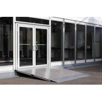 Quality Soundproof Aluminum Windows And Doors Single / Double Tempered Glazing wholesale