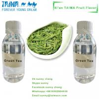 Quality 2018 most popular USP grade Tobacco/mint/fruit aroma concentrate Green Tea flavor for vape wholesale