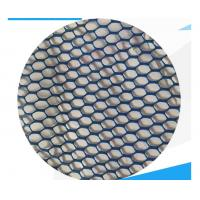 Quality Weather Resistant PVC Mesh Fabric 260g 50m -100m/Roll Length Eco Friendly wholesale