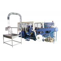 Buy cheap 35kw Automatic High Speed Paper Container Making Machine with Flameless Hot Air from wholesalers