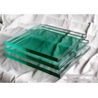 China China Safety Tempered Glass for Building with CE Certificate on sale
