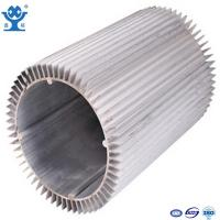 Quality 6063-T6 Anodized White Aluminum Heat Sinks wholesale