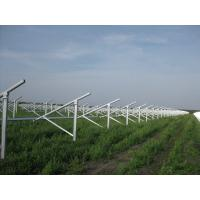 Quality Extruded Aluminum Profiles Aluminium Solar Panel Frame For Ground Solar Mounting System wholesale