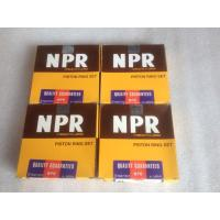 China NPR Engine Piston Ring Set for Isuzu YDI10110ZZ on sale