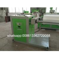 Cheap Three Layer Co-Extrusion LLDPE Stretch Film Manufacturing Machine Width 600mm for sale