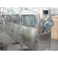 Quality 120 Bottle Per Hour 5 Gallon Water Filling Machine With Nanfang Pump wholesale