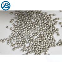 Quality High Pure Hydrogen Water Magnesium Granules Mg Ball Density  1.7g / Cm3 wholesale