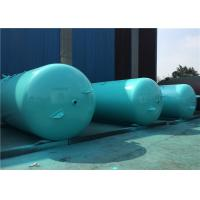 Quality Mechanical Emergency Carbon Steel Water Storage Tanks For Water Treatment Plant wholesale