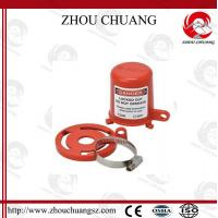China Safety Lockout Devices Plug Valve with Osha Relevant Regulation on sale