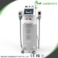 Quality Best Cryolipolysis+40k cavitation+body rf+lipo laser multifunction slimming machine wholesale