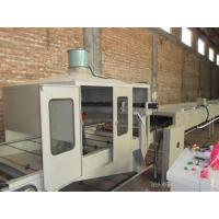 Quality Colorful Sand Coated Iron Roof Tile Forming Machine with High Speed wholesale