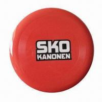 Quality Flying Disc/Frisbee, Made of Plastic, Suitable for Promotional Gift Purposes wholesale