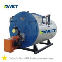 Quality Energy Conservation Diesel Industrial Gas Fired Boilers Machine Energy Saving wholesale