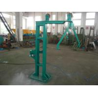 Quality Industrial Winding Wire Machine Long Life Span , Vertical Reel Spooling Machine For Wire wholesale