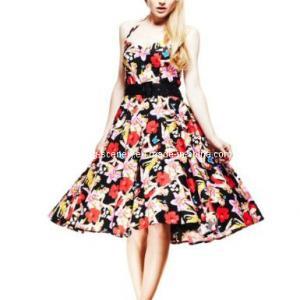 Quality Women Clothes Vintage Style Prom Ladies Dress wholesale