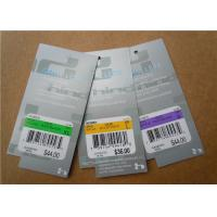 Quality Lightweight Clothing Label Tags / Personalised Clothing Labels wholesale
