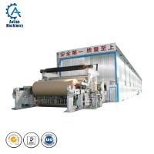 China Carton paper roll kraft paper machine sahil tube box maker mill machinery on sale