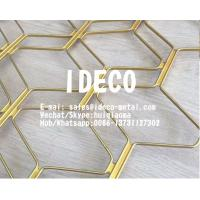 Quality Decorative Diamond Security Grille, Expanded Aluminum Mesh, Amplimesh Security Screens, Architectural Ampliscreen wholesale