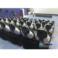 Quality 80 Movies 5D Simulator For Center Park With Black & Luxury 5D Motion Seat wholesale