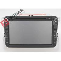 Cheap Android 6.0 Vw Touch Screen Stereo , 8 Inch Skoda Fabia Dvd Player Heat Dissipation for sale