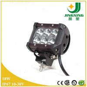 Quality 18w led light bar offroad led bar light 24v wholesale
