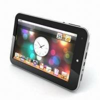Quality Tablet PC in Track Ball Design, Supports External 3G Dongle, Android 2.1 wholesale