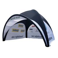 Quality Customized Air Inflatable Advertising Tents 10x10ft/15x15ft, Eye Catching Appearance Promotion Canopy Tent wholesale