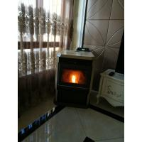 Quality Well Designed Wood Burning Pellet Stove Big Window View Smart Control wholesale