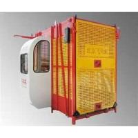 China Passenger building industrial rack and pinion material lifts man hoist elevators on sale
