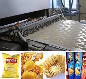 Quality Automatic Potato Chips Production Line (HG-250) wholesale