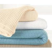 China Light Weight Cotton Blanket on sale