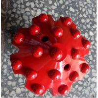 Quality Threaded Rock Reaming Drill Bit ST58 152mm Tungsten Carbide Material wholesale