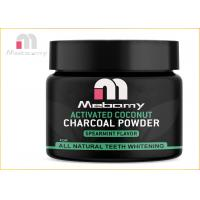 Quality Natural Coconut Charcoal Teeth Whitening Powder To Remove Tooth Stains wholesale