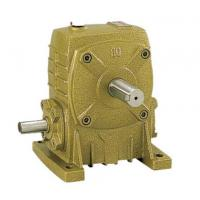 Cheap WP Worm Gear Gearbox WPS80 Solid Shaft Mounted Speed Reducers for sale