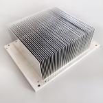 Quality Alloy Aluminium Extrusion Heat Sink Profiles Inverter / Rectifier / Radiator / Converter wholesale