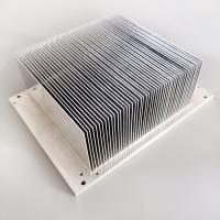 Quality Alloy Aluminium Extrusion Heat Sink Profiles Inverter / Rectifier / Radiator / Converter wholesale