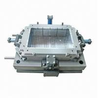 Cheap HASCO Mold Base Plastic Injection Mould , Plastic Extrusion Profile Case Cover for sale