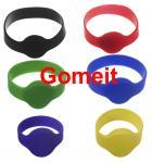 Quality Smart  Custom Rfid Tag Wristband , Rfid Enabled Wristbands High Temperature Endurable wholesale
