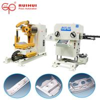 China Uncoiler And Decoiler Straightener Press Feeding Equipment For Sheet Metal on sale