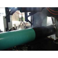 Quality steel pipe coating production line with 3pe layers wholesale