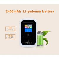 """Cheap Portable 4G MIFI Router with sim card slot,1.44"""" LCD Screen for sale"""