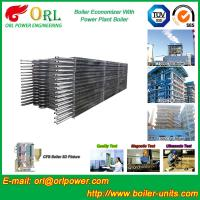 Quality Economiser Tubes CFB Boiler Economizer In Thermal Power Plant High Corrosion wholesale