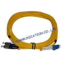 Quality CATV System Fibre Optic Patch Cord , SM Duplex LC Patch Cord​ High Stability wholesale