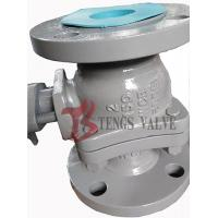 Quality Floating Soft Seated Ball Valve Side Entry 2PC Split Body 150LB - 600LB wholesale