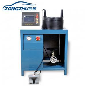 Quality High Pressure Hydraulic Hose Crimping Machine Air Suspension 450V 220V 380V wholesale