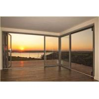 Quality Attractive Appearence Folding Doors with Double Glazing wholesale
